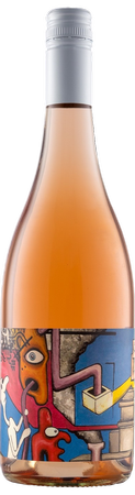 2019 Juxtaposed Sangiovese Rose